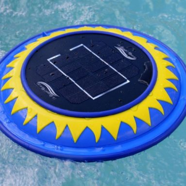 Solar Clear Solar Powered Pool Water Purifier