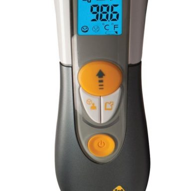No Touch Temporal Thermometer