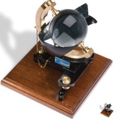 Campbell-Stokes Sunshine Recorder