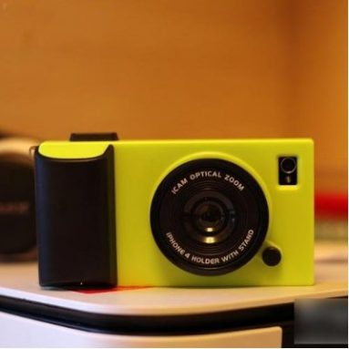 3D Vintage Style Camera IPHONE 4 /4S Case