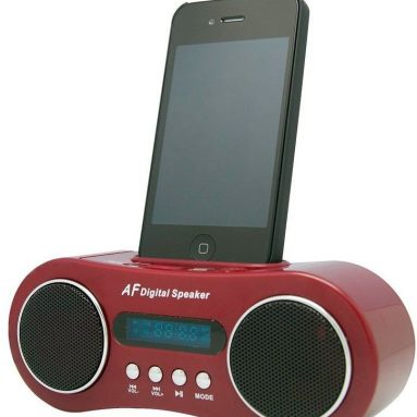 Mini Portable Rechargeable Speaker for Ipod and Iphone