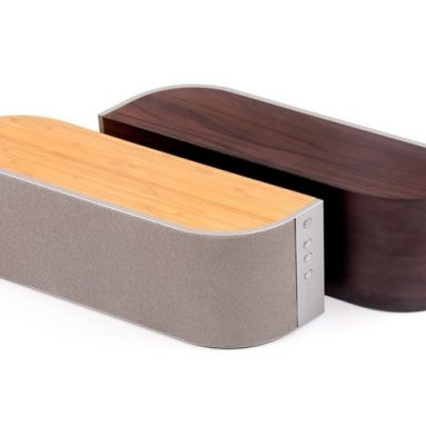 Wireless Speaker for AirPlay – Bamboo