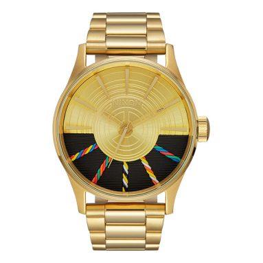 Nixon Sentry SS SW Watch – C-3PO Gold
