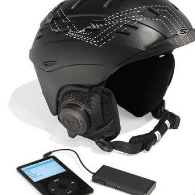 The Bluetooth Sports Helmet