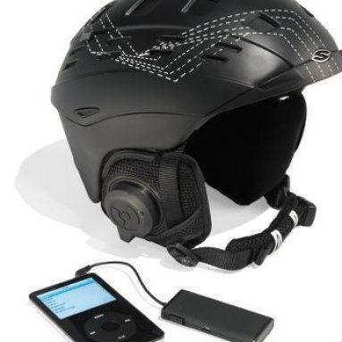 The Bluetooth Sports Helmet