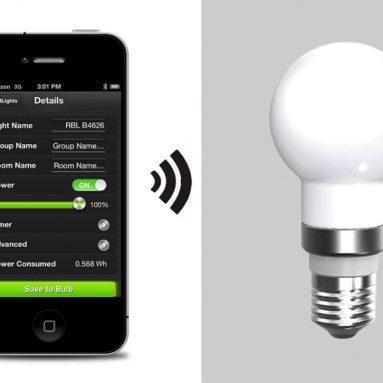 Smartphone Lightbulb