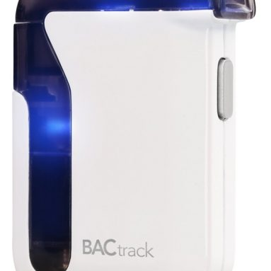 Mobile Breathalyzer Smartphone Alcohol Tester for iPhone