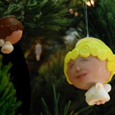 Print Me in 3D – as Angel, Elf or Santa this Christmas