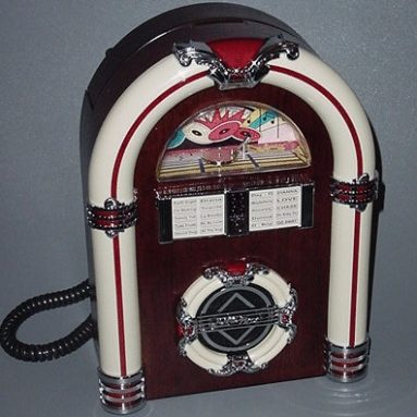 Juke Box Telephone