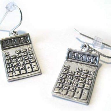 Gadget Earrings