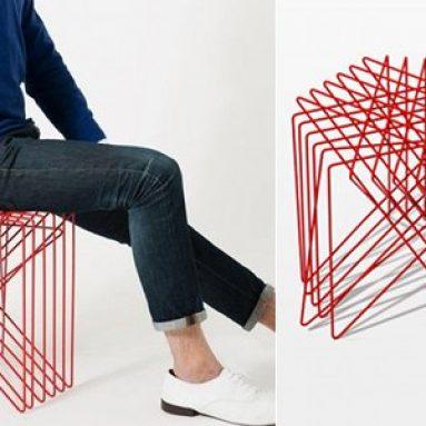 Designer furniture seat