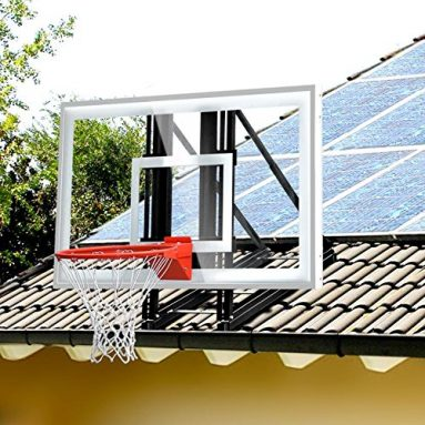 katop Garage Roof-Mount Outdoor Basketball Hoop System