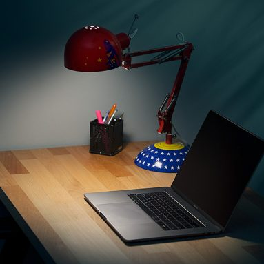 Wonder Woman Architect Desk Lamp