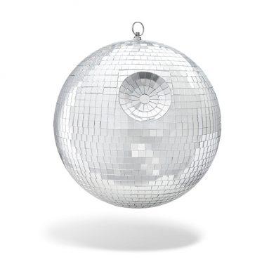 Star Wars Death Star Disco Ball