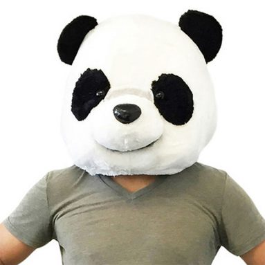 Big Fat Head: Panda