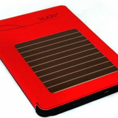 Solar Case with HDMI for iPad2 / iPad3