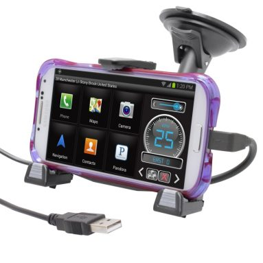 Car Dock/Holder/Mount for Samsung Galaxy S3, S4 & Note 2