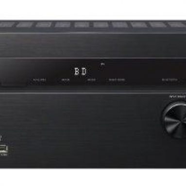 Sony 7.2 Channel 1050-Watt A/V Receiver