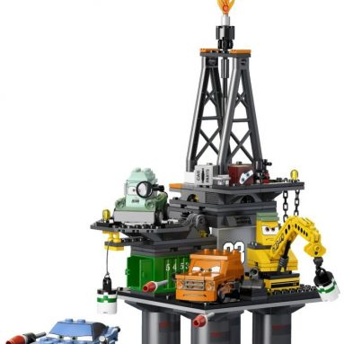 LEGO Cars Oil Rig Escape