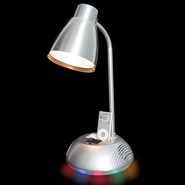 Encore Rockin Music Desk Lamp for iPods MP3