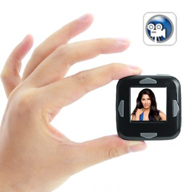 World's Smallest Digital Video Recorder