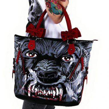 Wolf Beater Shoulder Bag
