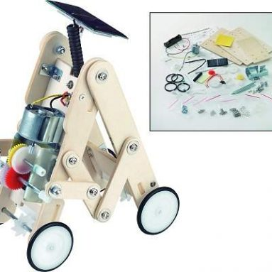 Lunar Car solar robot kit