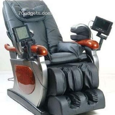 Luxury Massage Chair With DVD