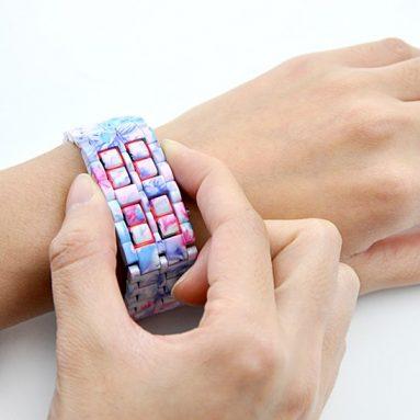 Geisha LED Watch