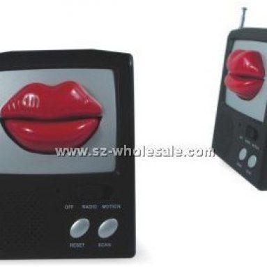 Moving Radio lips