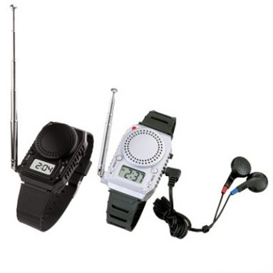 FM WATCH RADIO