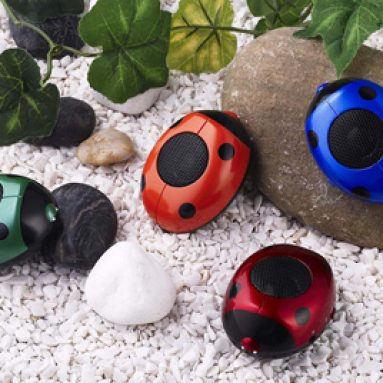 Mini Speaker for iPod/MP3/MP4