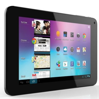 Coby 7-Inch Android 4.0 8 GB Internet Tablet 16:9 Capacitive Multi-Touch Widescreen