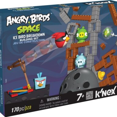 Angry Birds Ice Bird Breakdown Building Set
