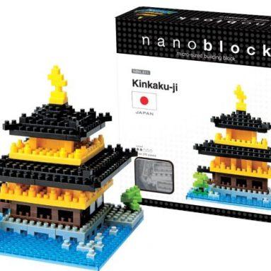Ohio Art Nano Blocks Kinkaku-Ji
