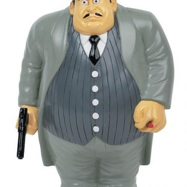 THE MOB BOSS money box