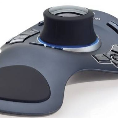 3Dconnexion SpaceExplorer 3D Mouse