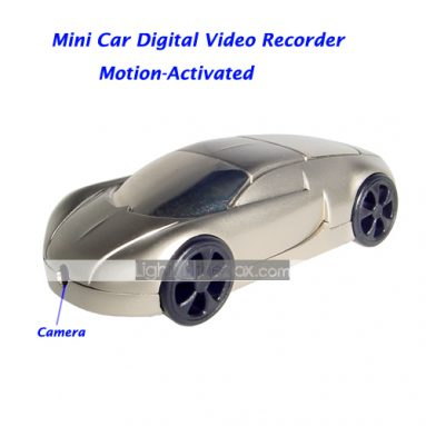 Car Style Spy Camera with Motion Sensor