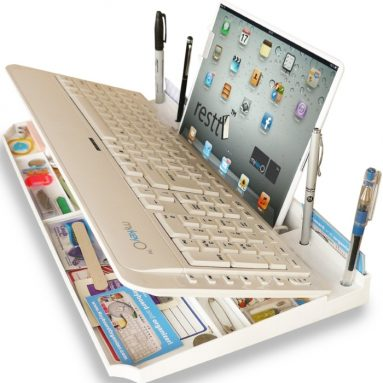 Bluetooth 6 in 1 Keyboard and Organizer