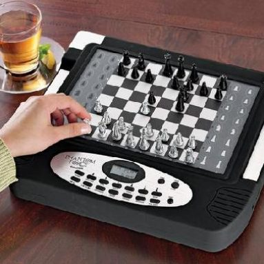 Phantom Force Chess Game