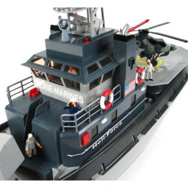 Dickie RC Navy Boat