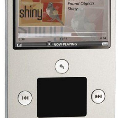 Haier ibiza Rhapsody MP3 Video Player