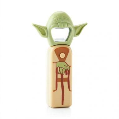 Yoda Star Wars Bottle Opener with Sound