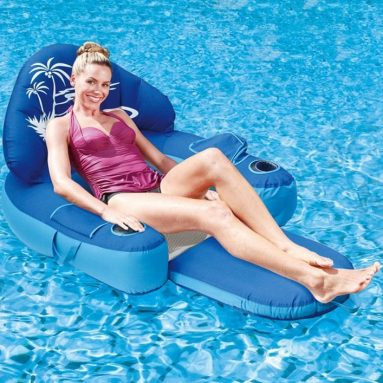 Deluxe Swimming Pool Lounger