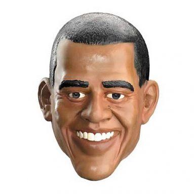 Barack Obama Adult Size Mask