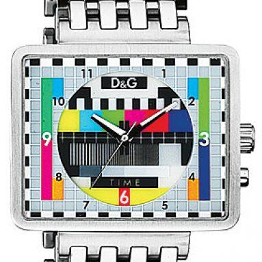 D&G Dolce Medicine Man Bracelet Watch