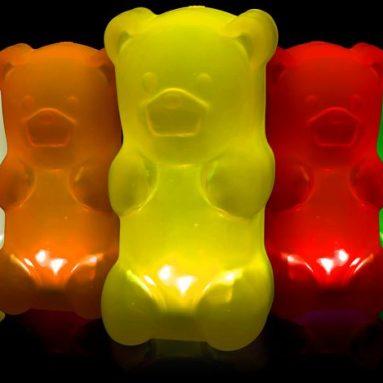 Gummy Lamps