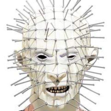 Pinhead Mask