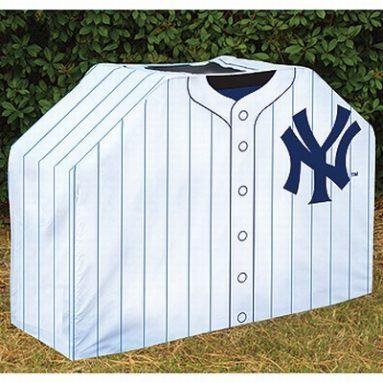 Baseball Jersey Grill Cover