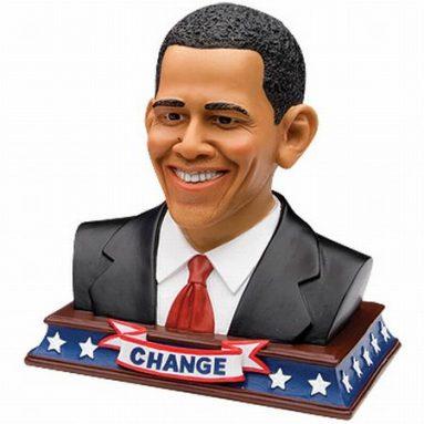President Barack Obama Coin Bank